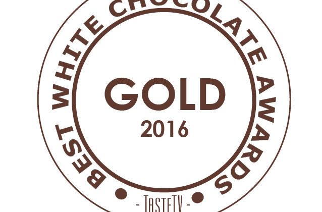 2016 White Chocolate Award Winners