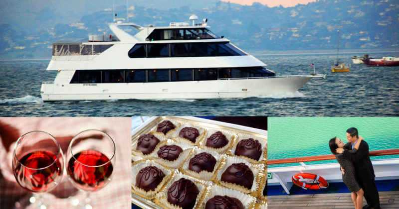 Chocolate & Wine Cruise on San Francisco Bay – Fifth Edition