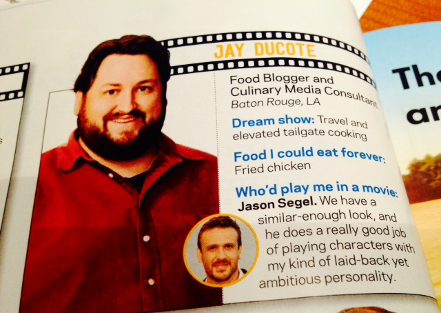 Jay Ducote food magazine-photo 1