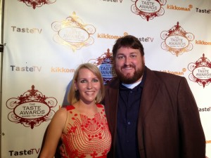 JayDucote+and+Shelly+on+the+Red+Carpet