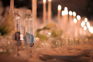 smartwater sparkling Insider Collective dinner at W Hollywood