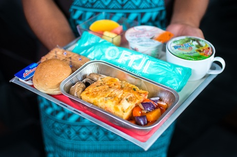 FijiAirways-LH YC breakfast veg