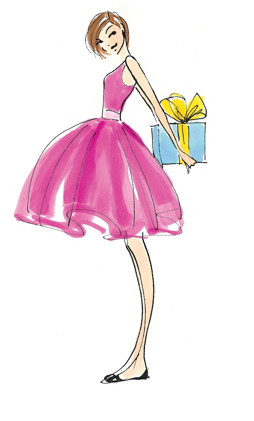 Need A Dress Author Erin Mckean Has About 100 Tastetv