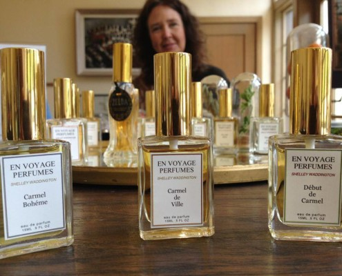 Artisan fragrance salon tastetv for Salon parfum