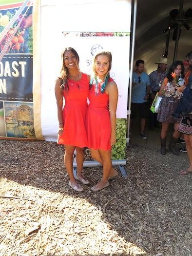 Savor the Central Coast fashions (Courtesy of TasteTV)