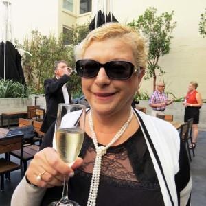 Food and lifestyle journalist Emma Krasov
