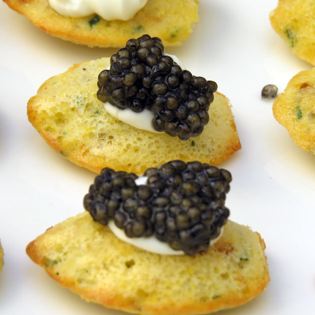Caviar from 620 Jones, SF