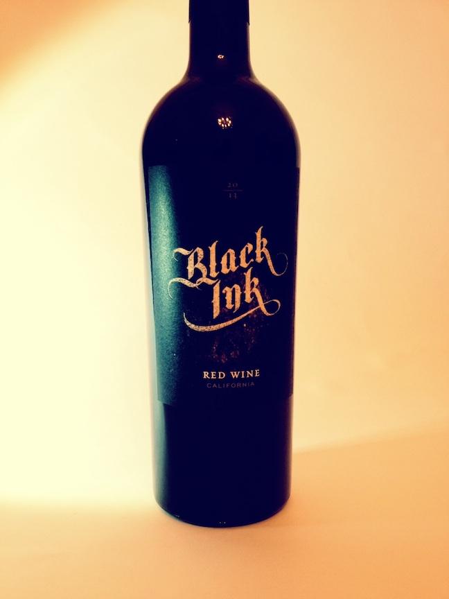 Black Ink Wine Launches Tastetv