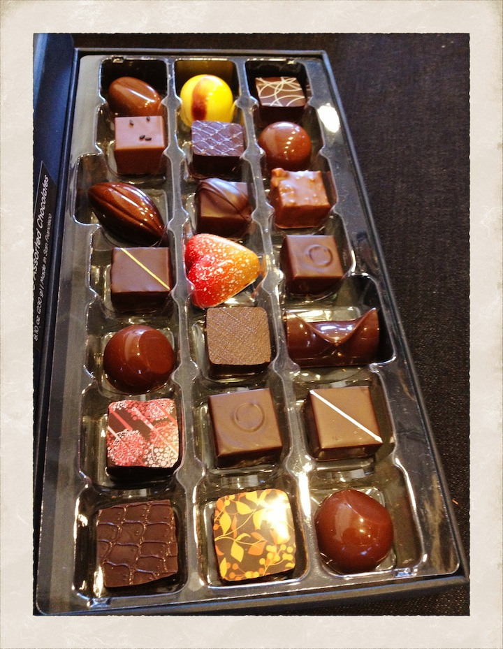 Chow SF Chocolate Making Classes