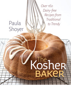 The Kosher Baker Book Cover