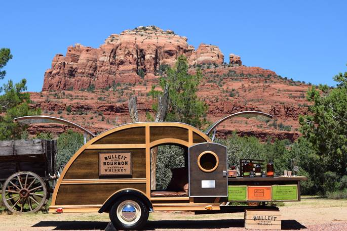 Bulleit Whiskey Woody Tailgate Trailer-image003-1