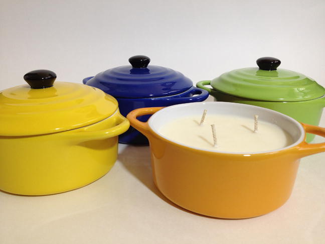 Mixture designer soy candles offer long-lasting scents and style ...