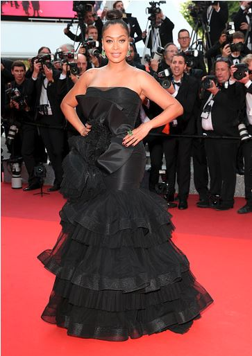 La La Anthony - Cannes -1