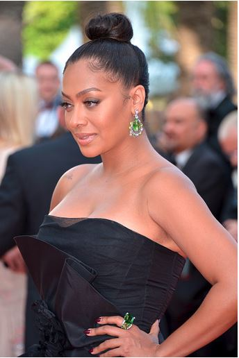 La La Anthony - Cannes -2