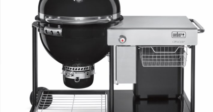 Weber Hybrid Charcoal Grill