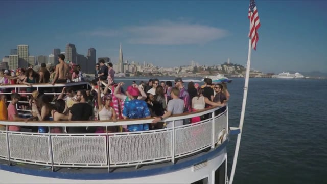 DAYBREAKER SF — BOAT PARTY Featuring DJs from Pink Mammoth
