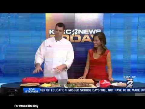 Top Tips for Safe Summer Grilling from Firedisc Grills Chef Ambassador
