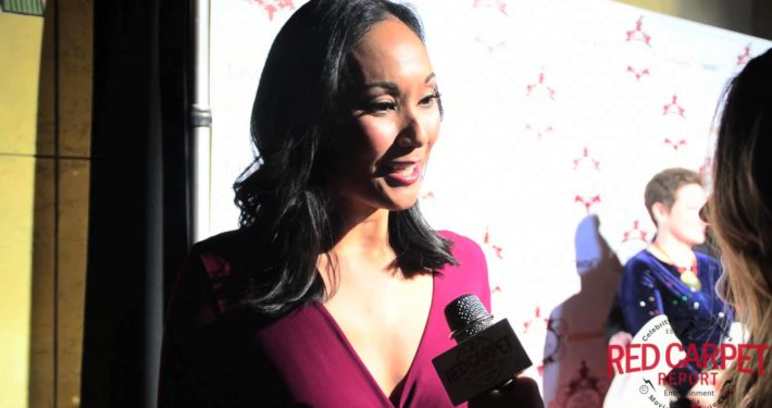 Red Carpet Flashback – TV Host Kara Birkenstock at the 6th Annual TASTE AWARDS