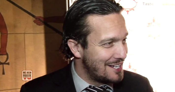 Red Carpet Flashback – Celebrity Top Chef Fabio Viviani  at the 2nd Annual TASTE AWARDS