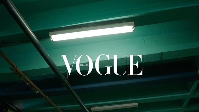 Brazilian Supermodel Adriana Lima for VOGUE Magazine