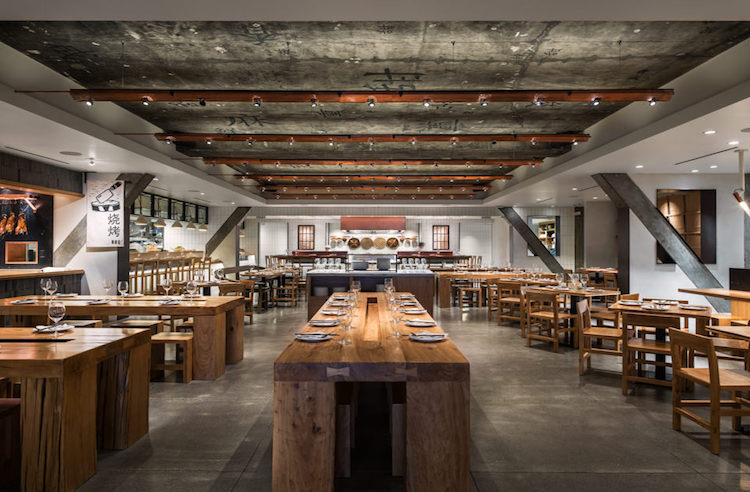 China live and cal mare named winners of great taste prize - Restaurant interior design seattle ...