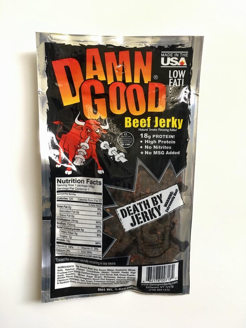 Free beef jerky samples 2019